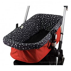 JANABEBE Cover Liner Universal for CarryCot Winter Sky