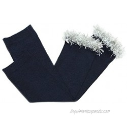 Posh Pipsqueak Fuzzy Leg Warmers for Baby and Toddler