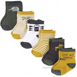 The Children's Place baby-boys Socks Pack of Six